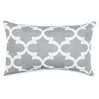Majestic Home Goods Trellis Indoor Outdoor Small Throw Pillow