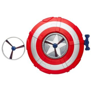 Marvel Avengers: Age of Ultron Captain America Star Launch Shield by Hasbro