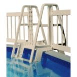 Vinyl Works Pool Ladder & Step-to-Fence Connector Kit