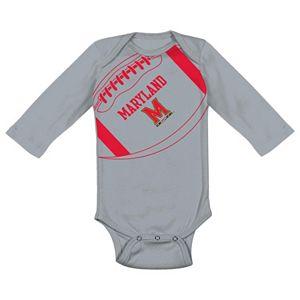Baby Maryland Terrapins Fanatic Bodysuit