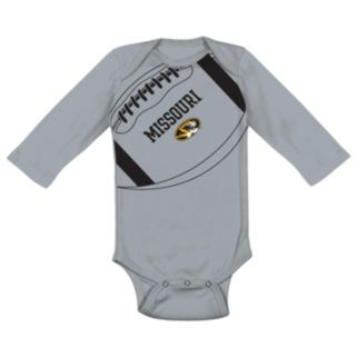 Baby Missouri Tigers Fanatic Bodysuit