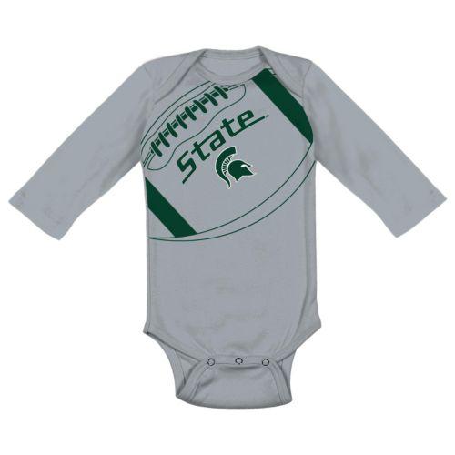 Baby Michigan State Spartans Fanatic Bodysuit