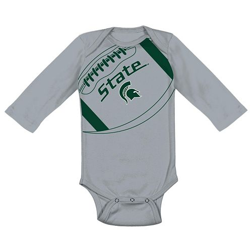 Baby Michigan State Spartans Fanatic Bodysuit