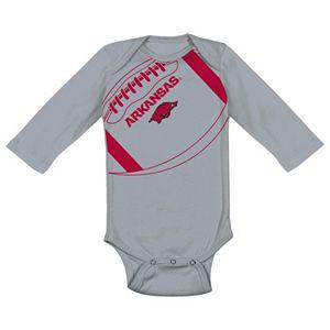 Baby Arkansas Razorbacks Fanatic Bodysuit
