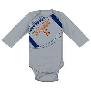 Baby Illinois Fighting Illini Fanatic Bodysuit