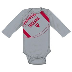 Baby Indiana Hoosiers Fanatic Bodysuit