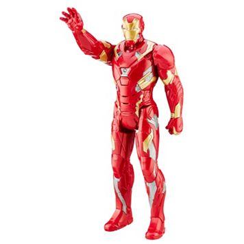 Captain America: Civil War Iron Man Electronic Titan Hero Figure