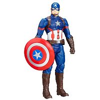 Captain America: Civil War Electronic Titan Hero Figure
