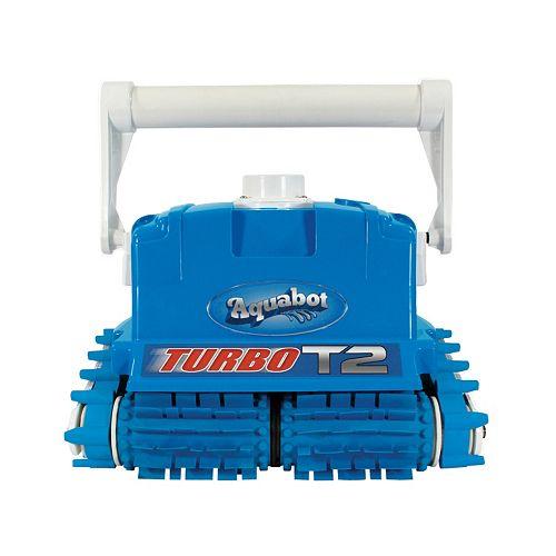Aquabot Turbo T2 Robotic Inground Pool Cleaner
