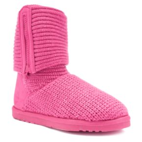 SONOMA Goods for Life™ Girls' Sweater Boots
