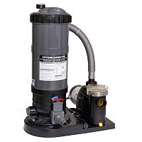 Blue Wave Pool Hydro 120-sq. ft. Cartridge Filter System & 1.5 HP Pump for Above-Ground Pools