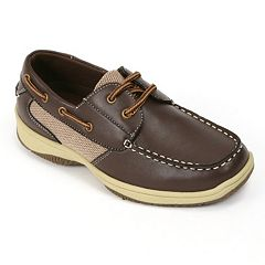 Deer Stags Jay Boys' Boat Shoes