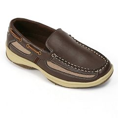 Deer Stags Pal Boys' Slip-On Boat Shoes