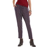 Chaps Tile Soft Pants - Women's