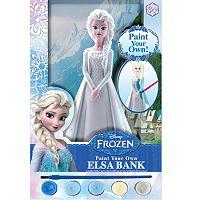Disney's Frozen Paint-Your-Own Elsa Bank Kit
