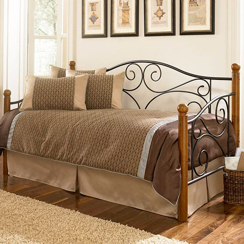 Fashion Bed Group Doral Link Spring Pop Up Daybed