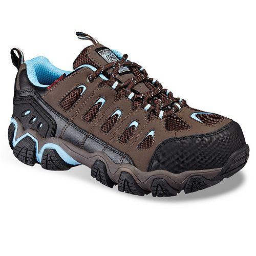 794d45cd0600c Skechers Blais Athol Women's Waterproof Steel-Toe Work Shoes