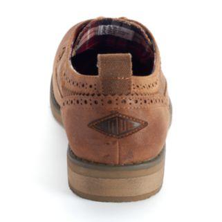 Unionbay Broadmoor Men's Wingtip Oxford Shoes
