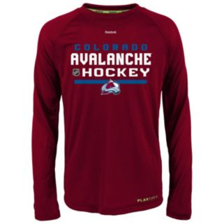 Boys 8-20 Reebok Colorado Avalanche Authentic Freeze Performance Tee