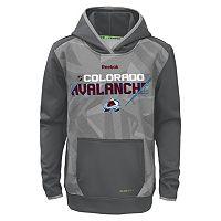 Boys 8-20 Reebok Colorado Avalanche Forecheck Hoodie