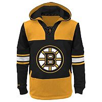 Boys 8-20 Reebok Boston Bruins Offside Fleece Hoodie