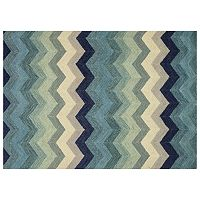 Loloi Mayfield Chevron Wool Rug