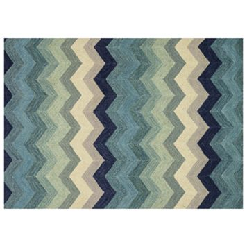 Loloi Mayfield Chevron Wool Rug