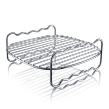 Philips Double-Layer Stainless Steel Airfryer Rack