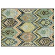 Loloi Mayfield Ikat Wool Rug