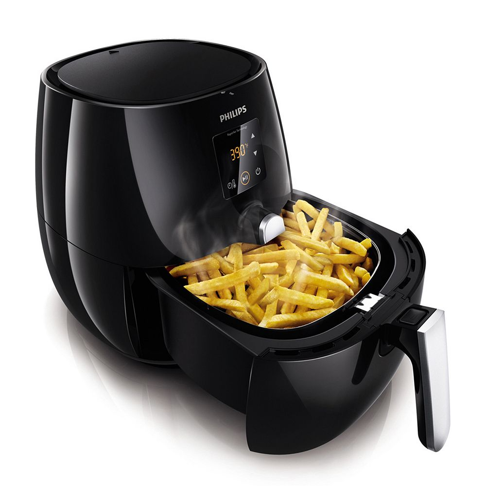 Philips Viva Collection 1.8-lb. Digital Air Fryer As Seen on TV
