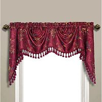 United Curtain Co. Jewel Valance - 108'' x 30''
