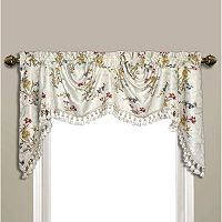United Curtain Co. Jewel Window Valance - 108'' x 30''