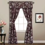 United Curtain Co. Carrington 5-pc. Window Treatment Set