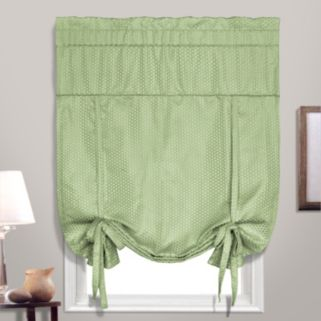United Curtain Co. Hamden Tie-Up Shade - 40'' x 63''