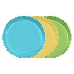 Green Sprouts by i play. 3 pkSprout Ware Plates