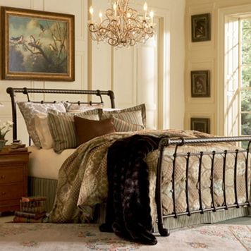 Fashion Bed Group Legion California King Bed