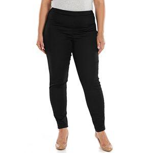 Plus Size Jennifer Lopez Skinny Jeggings