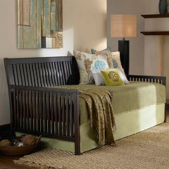 Fashion Bed Group Mission Link Spring Pop Up Daybed