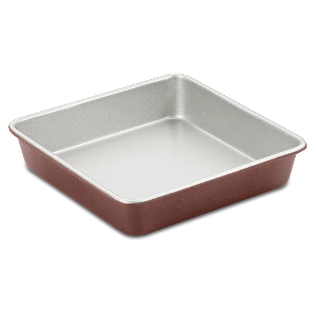 Cuisinart 9-in. Nonstick Square Cake Pan
