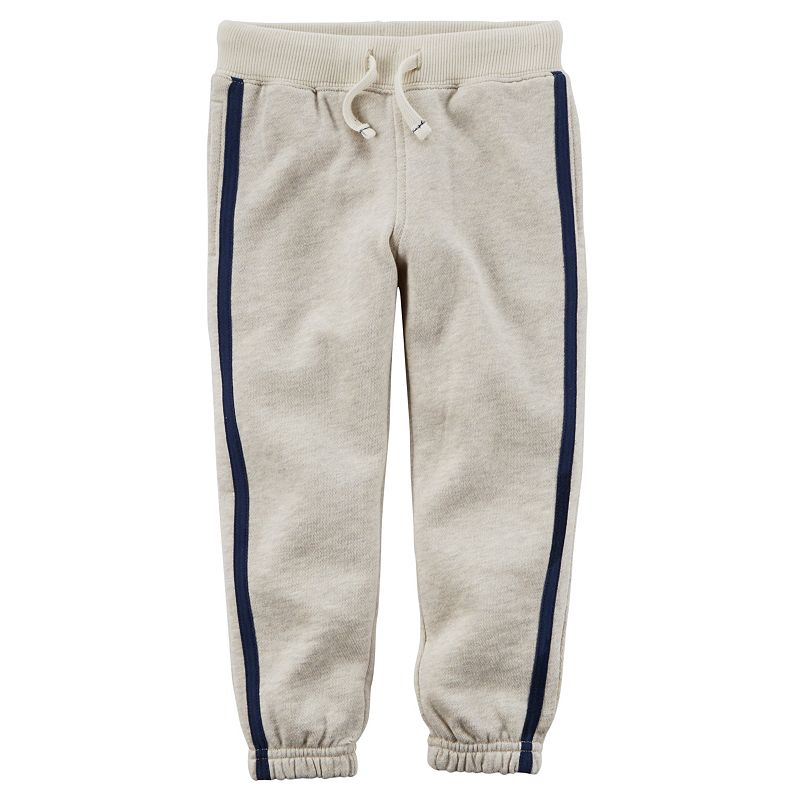 Carter's Stripe French Terry Sweat Pants - Toddler Boy