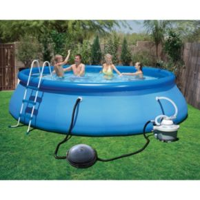 Blue Wave SolarPro XD3 Solar Dome Above Ground Pool Heater