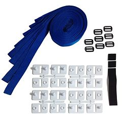 Horizon Ventures Universal Inground Pool Solar Reel System Strap Kit