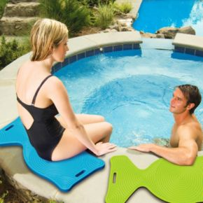 Aqua Cell Saddle Pool Float