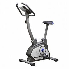 Marcy Magnetic Upright Exercise Bike