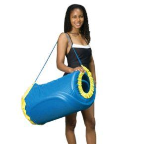 Blue Wave Pool Float Tote