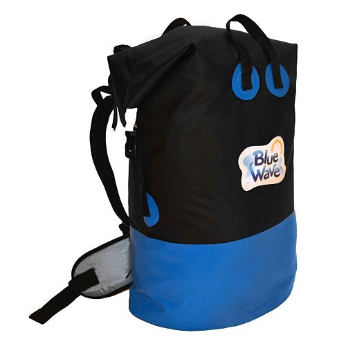 Blue Wave Waterproof Pool Pack Sack