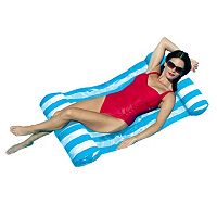 Blue Wave Blue Island Water Hammock Pool Float