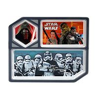 Star Wars: Episode VII The Force Awakens 7 in Divided Melamine Serving Tray