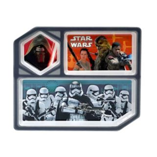 Star Wars: Episode VII The Force Awakens 7-in. Divided Melamine Serving Tray