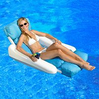 Swimline SunChaser Luxury Lounger Pool Float